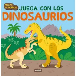 Juega con los Dinosuarios