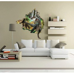 Adhesivo decorativo para pared