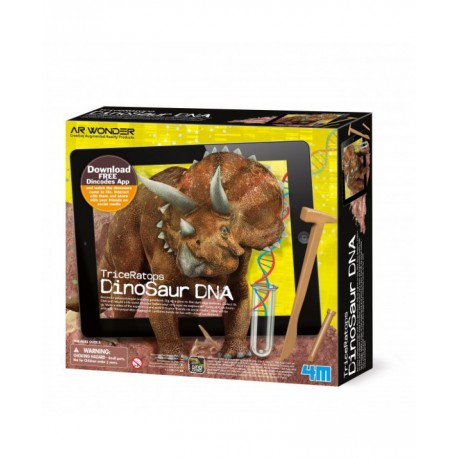 Triceratops Dna Mundo animal