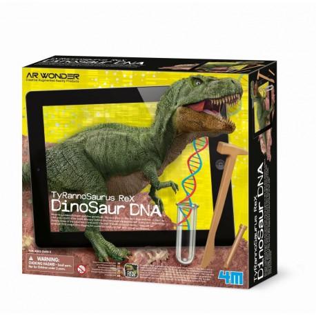 Tyrannosaurus Rex: Dinosaur DNA Mundo Animal