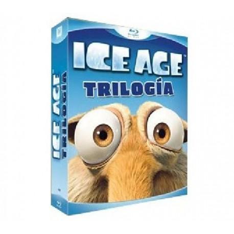 ICE AGE LA TRILOGIA DVD