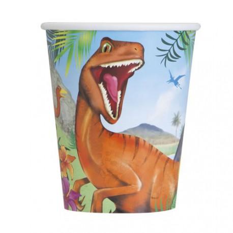 Vaso Velociraptor