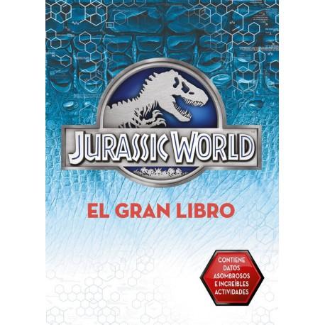 Jurassic World el gran Libro