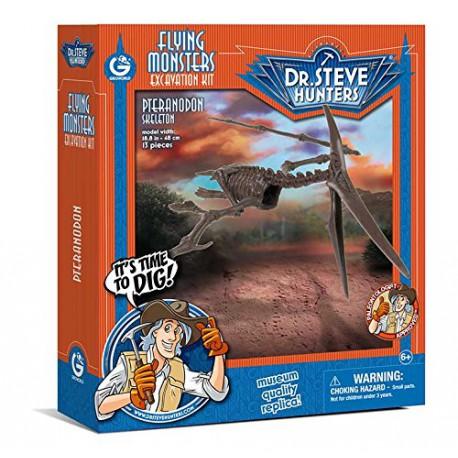 Dino Excavacion Kit Pteranodon Geoworld