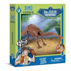 Dino Excavacion Kit Apatosaurus Geoworld
