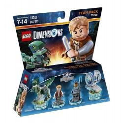 Lego Dimensions Jurassic World