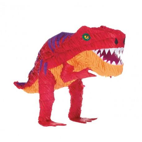 Piñata de cumpleaños T-Rex