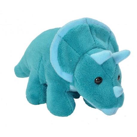 Peluche Triceratops 15 cms Wild Republic