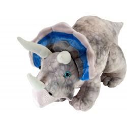 Peluche Triceratops Wild Republic 25 cms