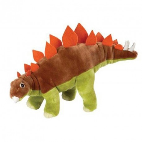 Peluche Stegosaurio 48 cm flexible Wild Republic