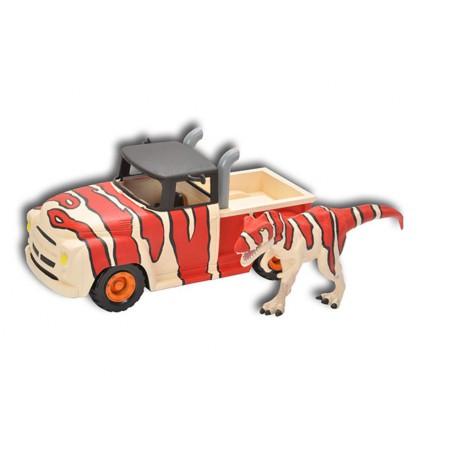 Camion de juguete Jurasico Wild republic