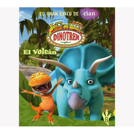 DINOTREN VOLUMEN 6 DVD