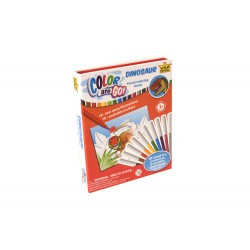 "Kit para colorear "" Color and Go"" Wild Republic"