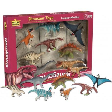 Caja surtida de dinosaurios  Wild Republic