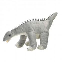 Peluche Diplodocus 28 cm flexible Wild Republic