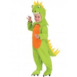 Disfraz de dinosaurio para bebe