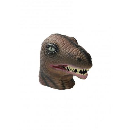 Mascara de Latex de dinosaurio