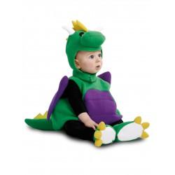 Disfraz de dinosaurio adorable para bebe 6-12 meses