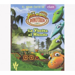 DINOTREN VOLUMEN 7 DVD