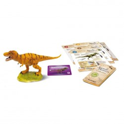Kit T-rex varias actividades Geoworld