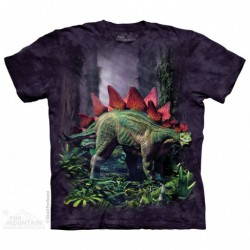 Camiseta Niño The Mountain Estegosaurio