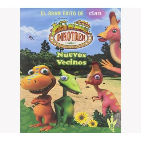 DINOTREN VOLUMEN 8 (DVD)