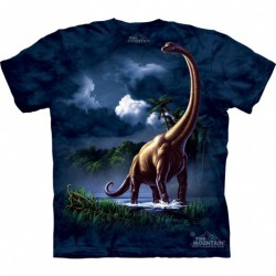 Camiseta Niño The Mountain Brachiosaurio