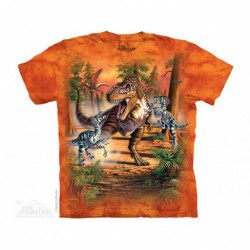 Camiseta de niño The Mountain Dino Batalla