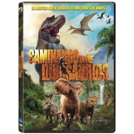 Caminando entre dinosaurios Blu-ray 3D