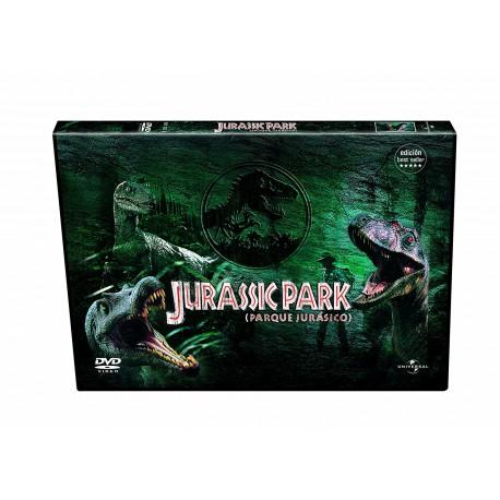 JURASSIC PARK 1 DVD EDICION UN DISCO