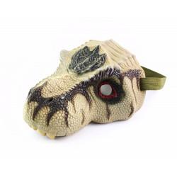 Media-mascara infantil  de T-rex