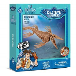 Sea Monster Excavation kit Mosasaurus Geoworld