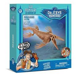 Sea Monster Excavation kit Mosasaurus Geoworld