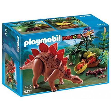Playmobil Estegosaurio