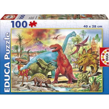 Puzzle Educa 100 piezas
