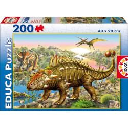 Puzzle Educa 200 piezas