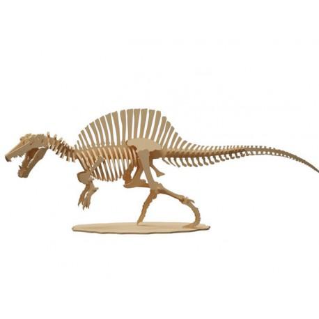 Maqueta de dinosaurio Espinosaurio 48 cm x 16 cm x 17 cm