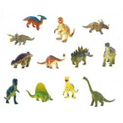 Tubo de Mini dinosaurios 32 piezas