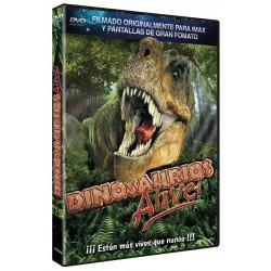 Dinosaurios Alive Blu-ray