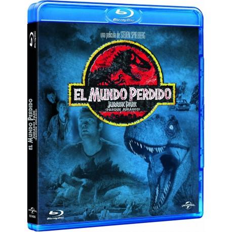 JURASIC PARK 2 (PARQUE JURASICO 2) DVD EDICION 1 DISCO