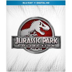 Jurassic Park Colección (Blu-Ray)