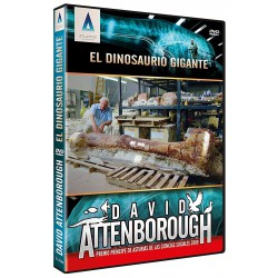David Attenborough El Dinosaurio gigante Dvd