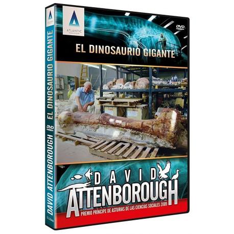 David Attenborough El Dinosaurio gigante Dvd