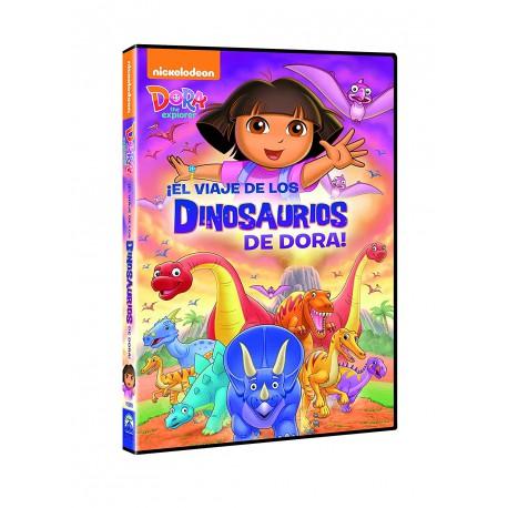 El viaje de los dinosaurios de Dora Exploradora Dvd