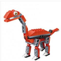Bloques de construccion Mini Dinosaurio Tanystropheus