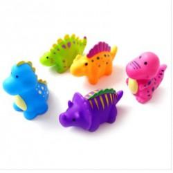 Muñecos para baño 5 piezas