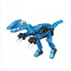 Bloques de construccion Mini Dinosaurio Tyranosaurio