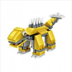 Bloques de construccion Mini Dinosaurio Ankilosaurus