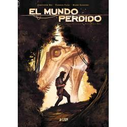 El Mundo perdido Comic Arthur Conan Doyle