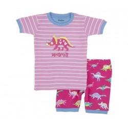Pijama de dinosaurios niña
